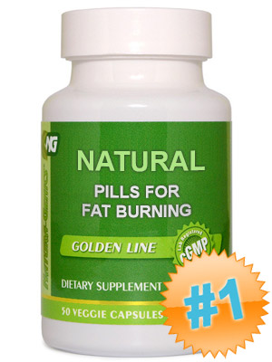Natural pills for fat burning